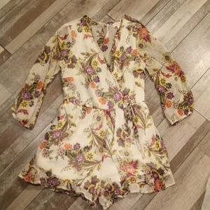 Band of Gypsies Romper (Size XS).